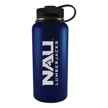 Northern Arizona University -32 oz. Travel Tumbler-Blue