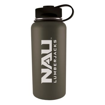Northern Arizona University -32 oz. Travel Tumbler-Gun Metal