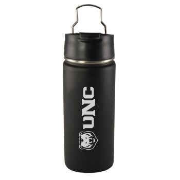 University of Northern Colorado -20 oz. Travel Tumbler-Black