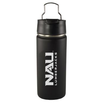 Northern Arizona University -20 oz. Travel Tumbler-Black