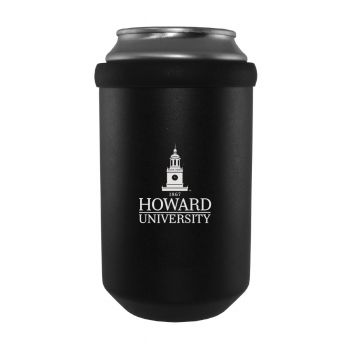 Howard University -Ultimate Tailgate Can Cooler-Black