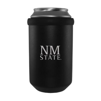 New Mexico State-Ultimate Tailgate Can Cooler-Black