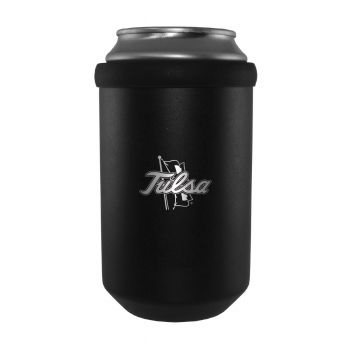 University of Tulsa-Ultimate Tailgate Can Cooler-Black