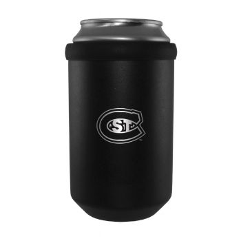 St. Cloud State University -Ultimate Tailgate Can Cooler-Black