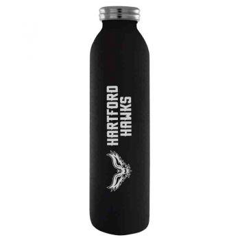 University of Hartford-Vaccum Insulated Water Bottle Tumbler-20 oz.-Black