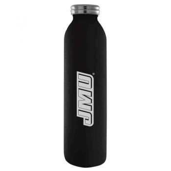 James Madison University-Vaccum Insulated Water Bottle Tumbler-20 oz.-Black