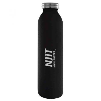 New Jersey institute of Technology-Vaccum Insulated Water Bottle Tumbler-20 oz.-Black