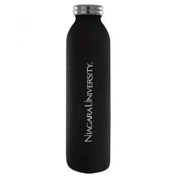 Niagara University-Vaccum Insulated Water Bottle Tumbler-20 oz.-Black