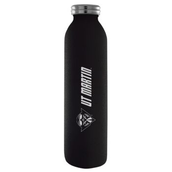 University of Tennessee at Martin-Vaccum Insulated Water Bottle Tumbler-20 oz.-Black