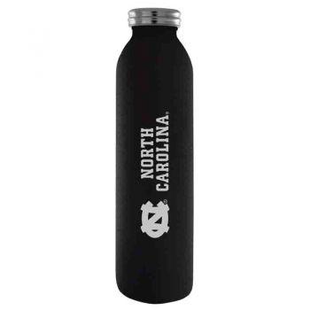 University of North Carolina-Vaccum Insulated Water Bottle Tumbler-20 oz.-Black