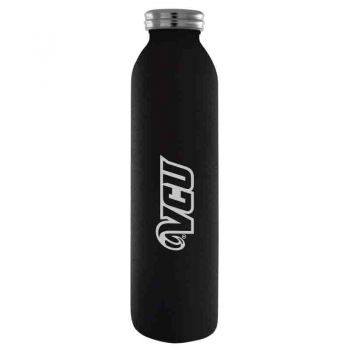 Virginia Commonwealth University-Vaccum Insulated Water Bottle Tumbler-20 oz.-Black