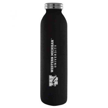 Western Michigan University-Vaccum Insulated Water Bottle Tumbler-20 oz.-Black