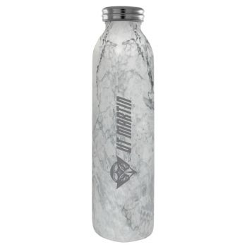 University of Tennessee at Martin -Vaccum Insulated Water Bottle Tumbler-20 oz.-Marble