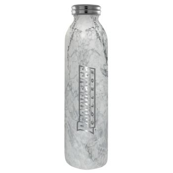 University of Mississippi -Vaccum Insulated Water Bottle Tumbler-20 oz.-Marble