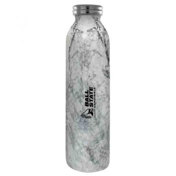 Ball State University -Vaccum Insulated Water Bottle Tumbler-20 oz.-Marble