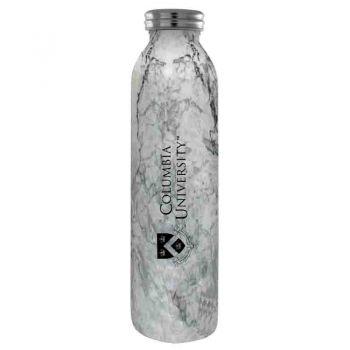 Columbia University -Vaccum Insulated Water Bottle Tumbler-20 oz.-Marble