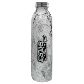California State University, Bakersfield-Vaccum Insulated Water Bottle Tumbler-20 oz.-Marble