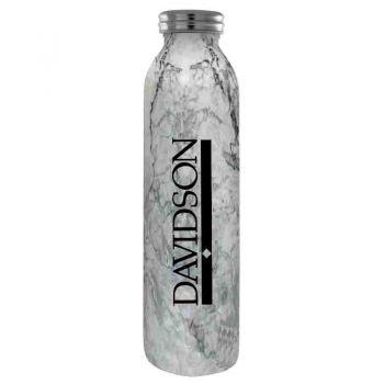 Davidson College-Vaccum Insulated Water Bottle Tumbler-20 oz.-Marble