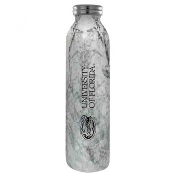 University of Florida -Vaccum Insulated Water Bottle Tumbler-20 oz.-Marble