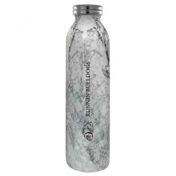 Gardner-Webb University-Vaccum Insulated Water Bottle Tumbler-20 oz.-Marble