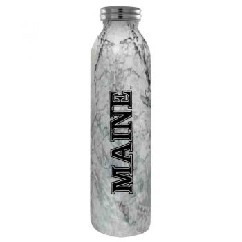 University of Maine-Vaccum Insulated Water Bottle Tumbler-20 oz.-Marble