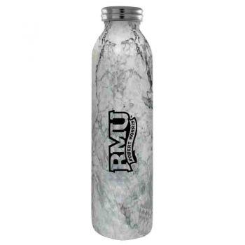 Robert Morris University -Vaccum Insulated Water Bottle Tumbler-20 oz.-Marble