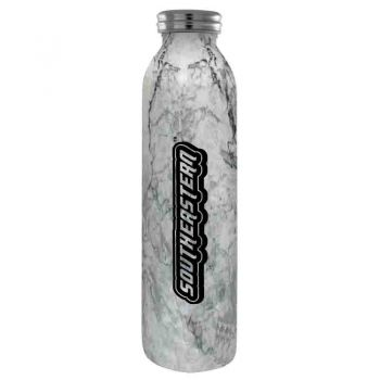 Southeastern Louisiana University -Vaccum Insulated Water Bottle Tumbler-20 oz.-Marble