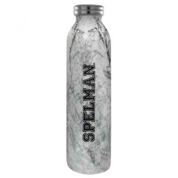 Spelman College -Vaccum Insulated Water Bottle Tumbler-20 oz.-Marble