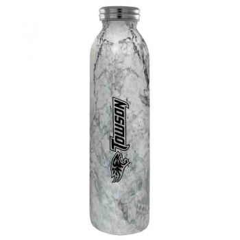 Towson University -Vaccum Insulated Water Bottle Tumbler-20 oz.-Marble