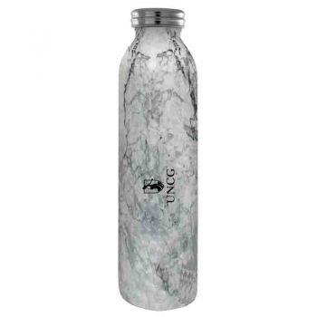 University of North Carolina at Greensboro-Vaccum Insulated Water Bottle Tumbler-20 oz.-Marble
