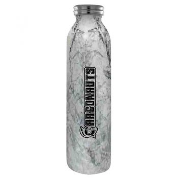 Western Florida University -Vaccum Insulated Water Bottle Tumbler-20 oz.-Marble