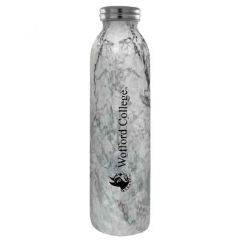 Wofford College-Vaccum Insulated Water Bottle Tumbler-20 oz.-Marble