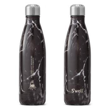 17 oz S'well Vacuum Insulated Water Bottle - SEASTMO Red Hawks